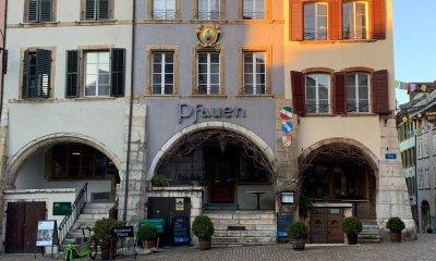 Restaurant Pfauen