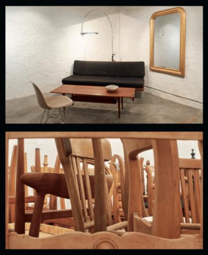 GEWÖLBE GALERIE: Exposition thématique «PRENEZ PLACE»