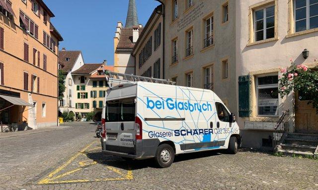 Glasbau Schärer GmbH