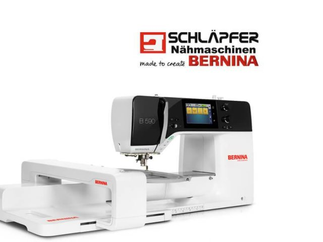 BERNINA Bienne, Schläpfer Machines à coudre